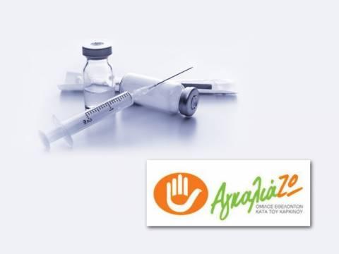 Εμβολιασμός και Pap-Test βάζουν Χ στον Καρκίνο του Τραχήλου της Μήτρας