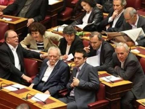 Ερώτηση ΣΥΡΙΖΑ για διαφάνεια στις διαδικασίες στρατιωτικών εξοπλισμών