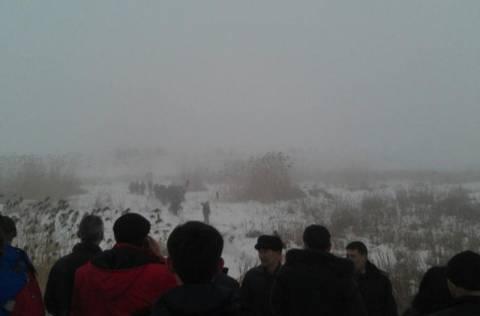 Νεκροί οι επιβαίνοντες του αεροσκάφους στο Καζακστάν