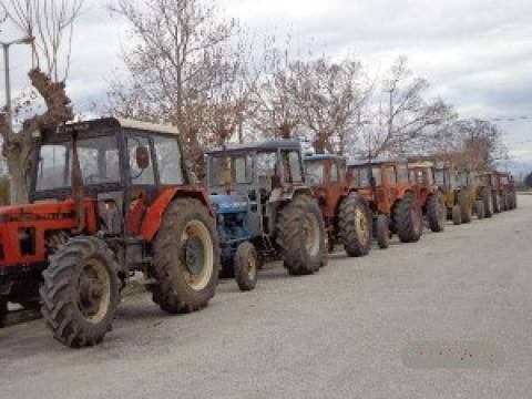 Ένταση στην κινητοποίηση των αγροτών