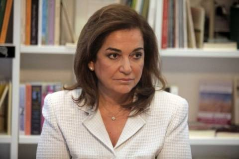 Την κατάργηση του νόμου περί ευθύνης υπουργών ζητά η Μπακογιάννη