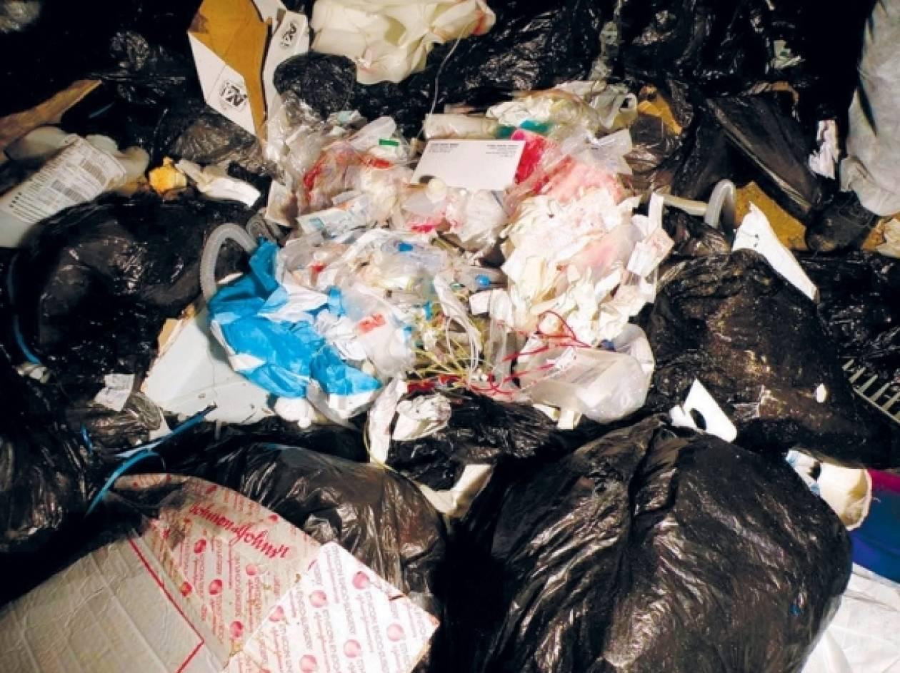 Σοκ-Νεογνό εντοπίστηκε νεκρό στα απόβλητα νοσοκομείου (βίντεο)