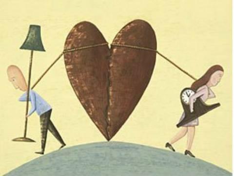 Οι πιο απίστευτοι λόγοι για διαζύγιο!