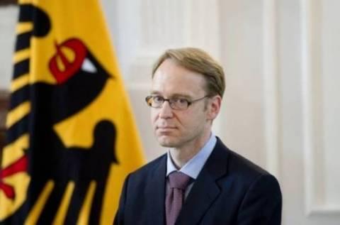 Βάιντμαν:«Κίνδυνος» de facto αμοιβαιοποίησης του χρέους εντός της ΕΕ