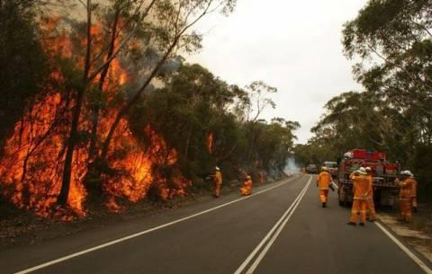 Αυστραλία: Η φωτιά που έβαλε 75χρονος θα κρατήσει μήνες!