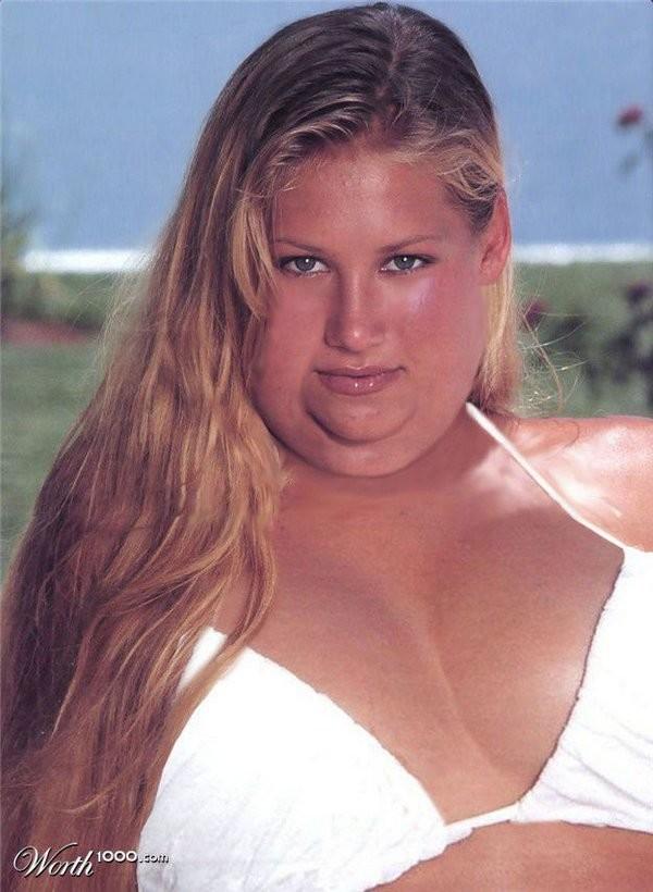 Δείτε πώς θα ήταν οι sexy διάσημες με... μερικά κιλά παραπάνω