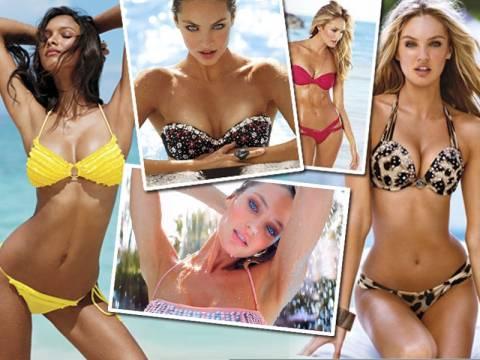Τα κορίτσια της Victoria΄s Secret στο πιο σέξι βίντεο της χρονιάς