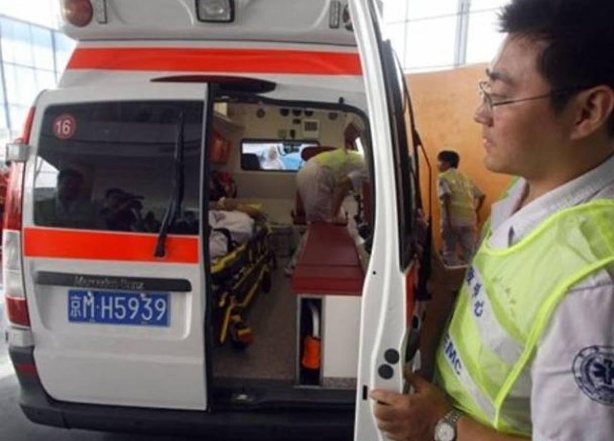 Φορτηγό με πυροτεχνήματα σκόρπισε το θάνατο στην Κίνα