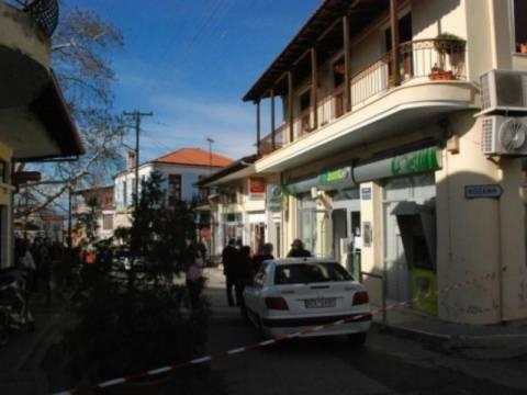 Βίντεο από τη στιγμή της σύλληψης των ληστών της Κοζάνης