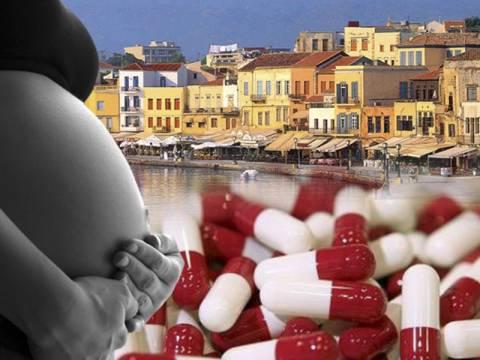 Κινδύνεψε έγκυος στα Χανιά, εξαιτίας της δραστικής!