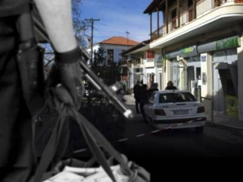 Καταζητούμενοι για τρομοκρατία οι ληστές της Κοζάνης