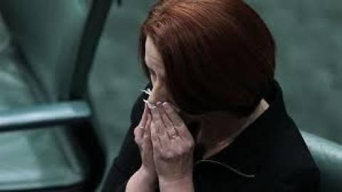 Αυστραλία: Με δάκρυα η Γκίλαρντ ανακοίνωσε ανασχηματισμό