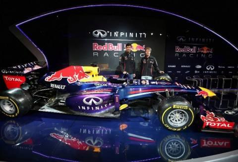 Βίντεο: Η Red Bull Racing παρουσίασε το μονοθέσιό της