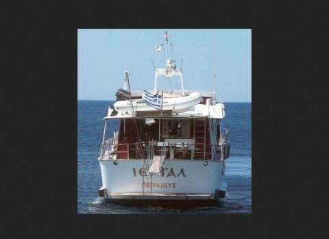 Πρόβλημα με τουριστικό σκάφος στη Γλυφάδα