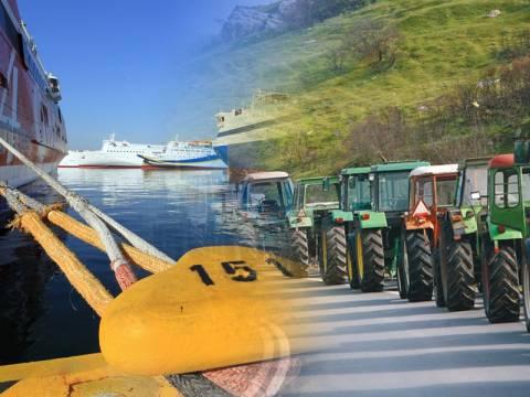 Αποκλεισμό από στεριά και θάλασσα φοβάται η κυβέρνηση