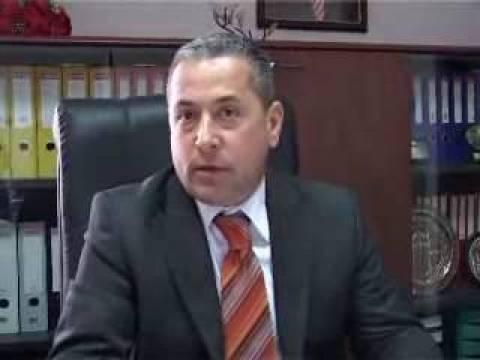 Υπουργός της Αλβανίας στην κοπή πίτας της Ν.Δ. στα Γιάννινα