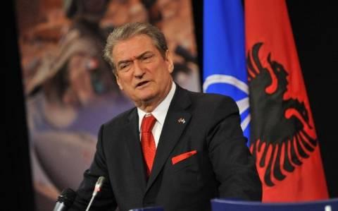 Eπιμονή Μπερίσα:Τα σύνορα της Αλβανίας ξεκινούν από τη Πρέβεζα