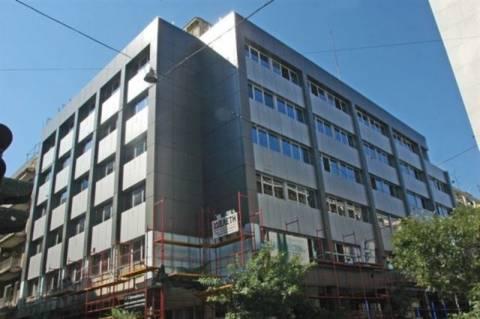 Εικόνα εγκατάλειψης στα γραφεία του ΠΑΣΟΚ στην Ιπποκράτους