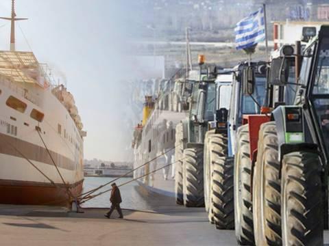Έτοιμοι να παραλύσουν τη χώρα αγρότες και ναυτεργάτες