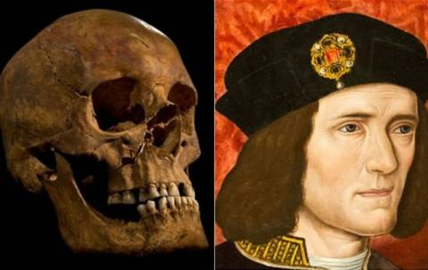 Δείτε την ψηφιακή απεικόνιση του Ριχάρδου του Γ΄