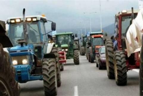 Δείτε ποιους δρόμους θα κλείσουν οι αγρότες την Τετάρτη