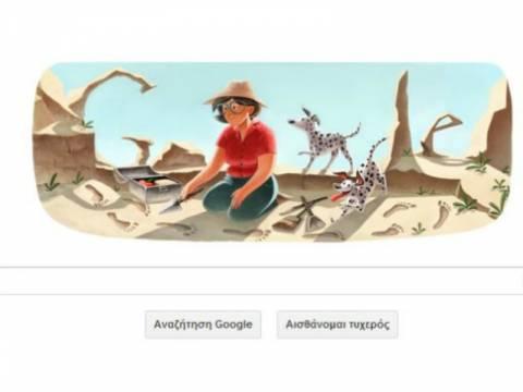 Mary Leakey: 100α γενέθλια της αρχαιολόγου