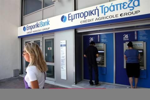 Κατάργηση χρεώσεων σε συναλλαγές από Alpha Bank και Εμπορική