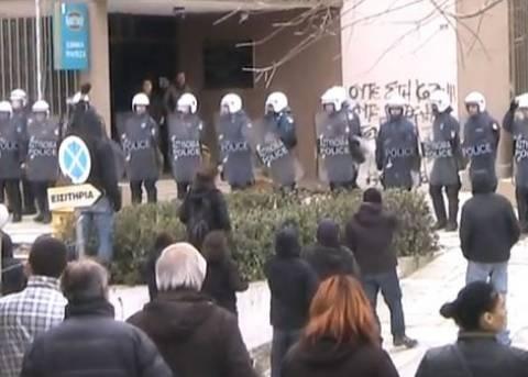 Κοζάνη: «Κάτω τα χέρια από τους αγωνιστές» (video)