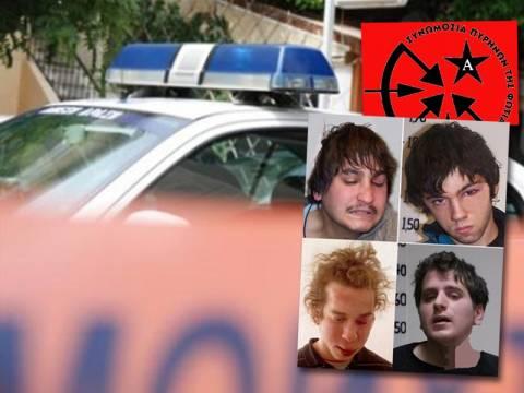 Πυρήνες της Φωτιάς: Δεν ανήκουν στην οργάνωση οι συλληφθέντες