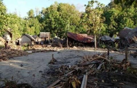 Νησιά του Σολομώντα: Εντοπίζονται πτώματα στα συντρίμμια