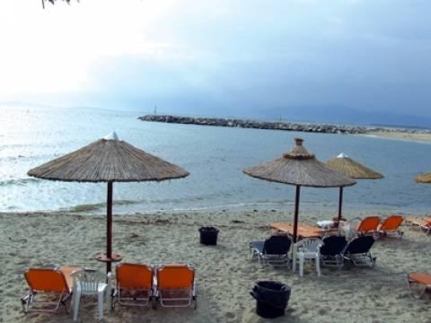 Καμία παραλία προς το παρόν δεν ανήκει στο Δήμο Κομοτηνής