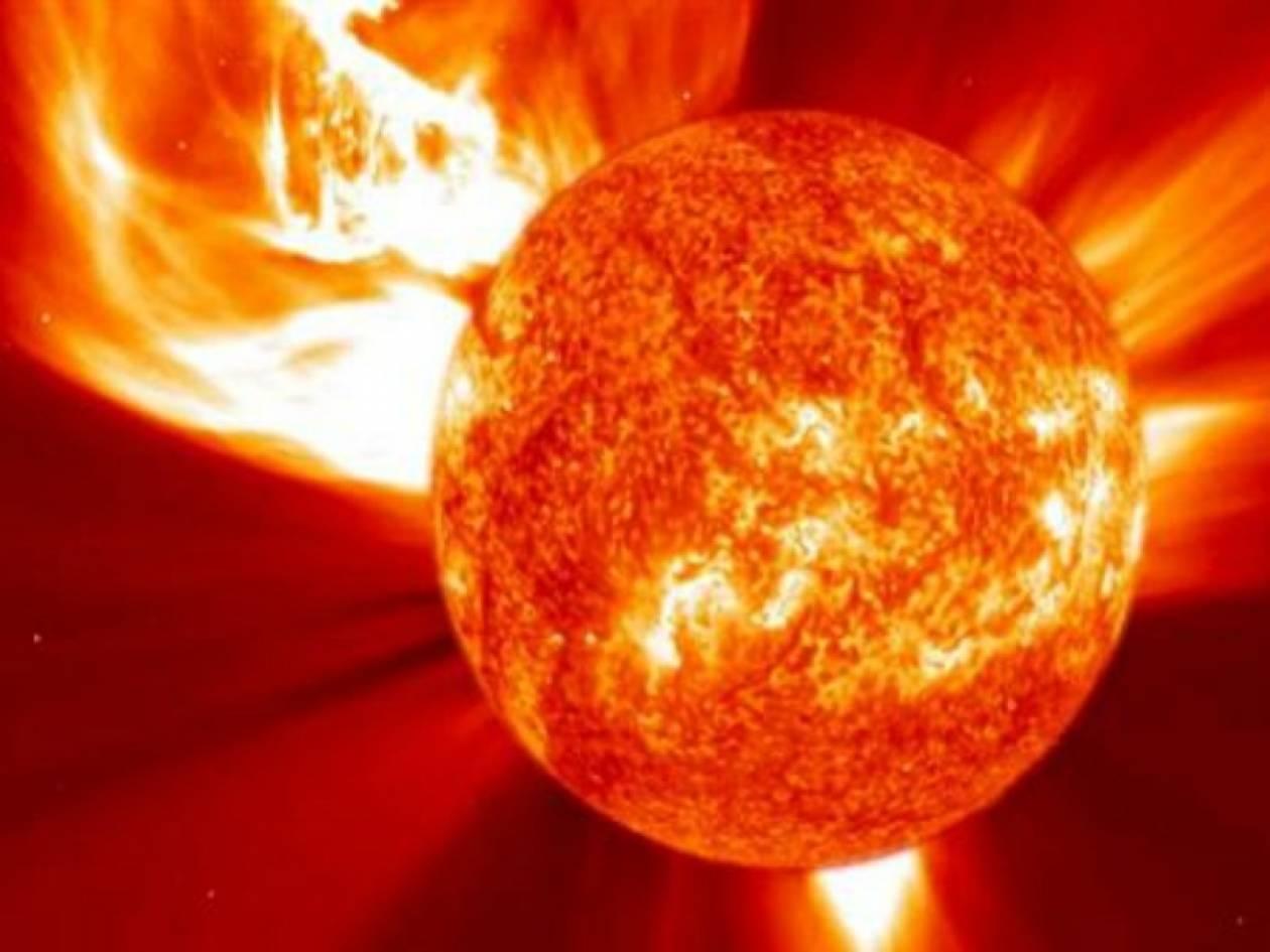 «Καταστροφική ηλιακή καταιγίδα θα παραλύσει τη Γη»