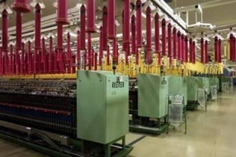 ΕΛΣΤΑΤ: Συρρίκνωση 3,2% της βιομηχανικής παραγωγής το 2012