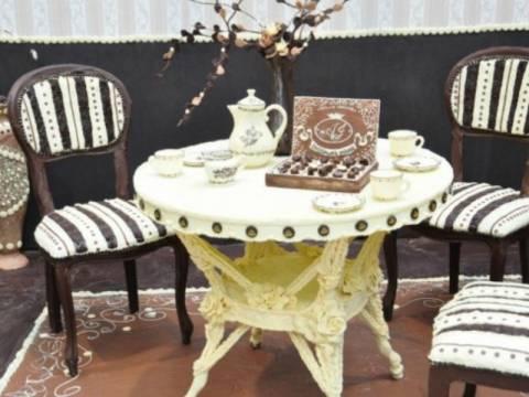 Ένα δωμάτιο από σοκολάτα!