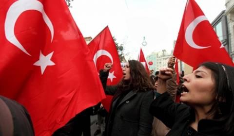 Ξεσηκώθηκαν οι Τουρκάλες-θέλουν δικό τους κράτος