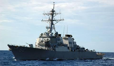 Οι ΗΠΑ στέλνουν αντιτορπιλικό στη Μεσόγειο θάλασσα