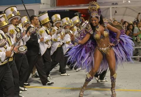Ώρα για Samba: Ξεκίνησε το καρναβάλι στην Βραζιλία!