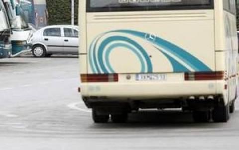 Πάτρα: Σύγκρουση λεωφορείου με Ι.Χ.
