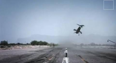 Βίντεο: Eλικόπτερο έπεσε κατά τη διάρκεια γυρισμάτων εκπομπής