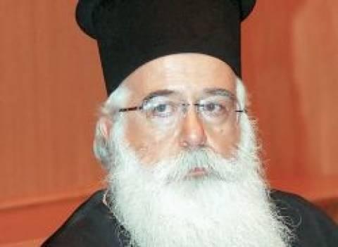 Δημητριάδος Ιγνάτιος: «Εχει ανοίξει θέμα για ισοβιότητα τίτλων»