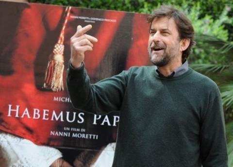 Ν. Μορέτι: Η ταινία μου προέβλεψε την παραίτηση του Πάπα