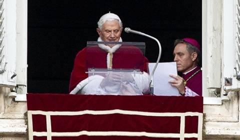 Τι περιμένει τον Καθολικό κόσμο μετά την παραίτηση του Πάπα