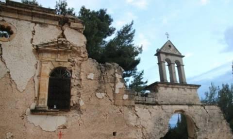 Ιερόσυλοι έδειραν ιερομόναχο για να ληστέψουν το μοναστήρι