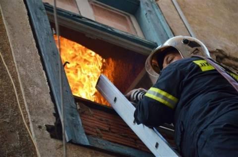 Κορυδαλλός: Νεκρός 56χρονος στην πυρκαγιά του γηροκομείου