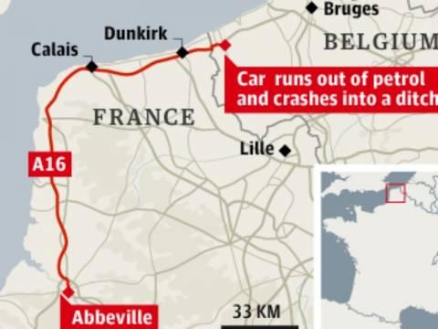 Εφιάλτης: Κόλλησε το γκάζι και πήγαινε με 200 χλμ επί μία ώρα!