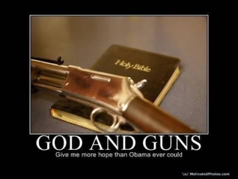 ΗΠΑ: Με νόμο το Αρκάνσας επιτρέπει τα όπλα στις εκκλησίες