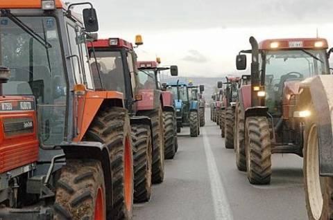 Σέρρες: Ένταση και συλλήψεις στα μπλόκα των αγροτών