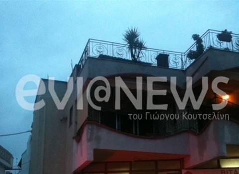Χαλκίδα: Γυναίκα έζησε τον πύρινο εφιάλτη (pics-vid)