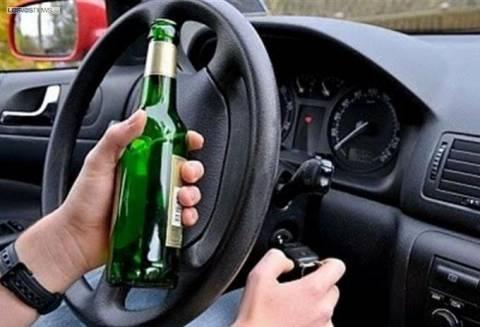 Μεθυσμένος οδηγός έσπειρε το χάος στη Μυτιλήνη
