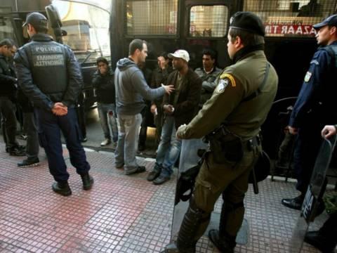 ΤΩΡΑ: Μεγάλη αστυνομική επιχείρηση στο κέντρο της Αθήνας